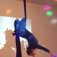 Foto tomada en AIR DANCE MOSCOW por Irina A. el 3/15/2014