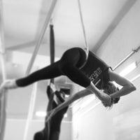 Foto tomada en AIR DANCE MOSCOW por Irina A. el 3/23/2014