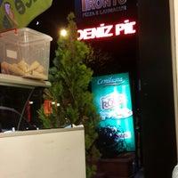 8/31/2014 tarihinde Tolgahanziyaretçi tarafından Pronto Pizza'de çekilen fotoğraf