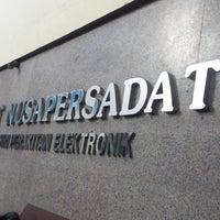 6/3/2016にMiftahul R.がPT Sat Nusapersada Tbkで撮った写真