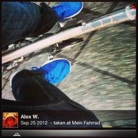 Das Foto wurde bei Froschrad von Alex ⚡. am 6/8/2013 aufgenommen