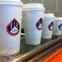 Foto tirada no(a) Fix Café por David C. em 10/23/2013
