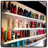 Снимок сделан в Rock Your Hair Studio пользователем Rock Your Hair Studio 3/20/2014
