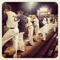 Foto tomada en TD Bank Ballpark por Sparkee M. el 7/2/2013
