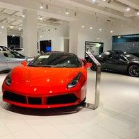 Ferrari Of Seattle Auto Dealership In Seattle