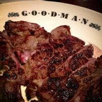 Снимок сделан в Goodman Steakhouse пользователем Pares T. 6/22/2013