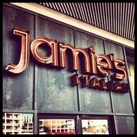 10/27/2013 tarihinde A S.ziyaretçi tarafından Jamie's Italian'de çekilen fotoğraf