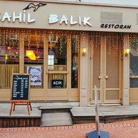 3/22/2014にMunir C.がSahil Balık Restaurantで撮った写真