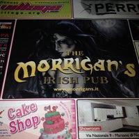 รูปภาพถ่ายที่ Morrigan's Irish Pub โดย Francesco Ciccio U. เมื่อ 11/3/2013