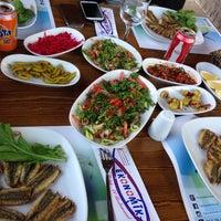 Das Foto wurde bei Ekonomik Balık Restaurant Avanos von Ömer S. am 10/27/2015 aufgenommen