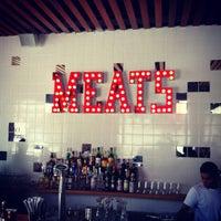 Foto tirada no(a) Meats por Augusto V. em 3/8/2013