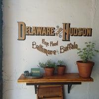 Das Foto wurde bei Delaware and Hudson von Delaware and Hudson am 7/16/2014 aufgenommen