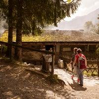 Das Foto wurde bei Swiss Open-Air Museum Ballenberg von Swiss Open-Air Museum Ballenberg am 9/30/2016 aufgenommen