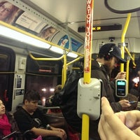 Photo Taken At Bus 99 B Line Broadway Commercial UBC By Jamie L