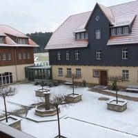 รูปภาพถ่ายที่ Lindner Spa & Golf Hotel Weimarer Land โดย Gunther S. เมื่อ 1/3/2016