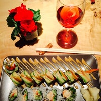 Снимок сделан в Fumisawa Sushi пользователем Kej K. 4/19/2015