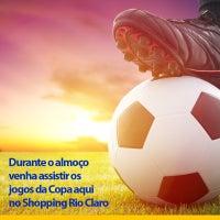 6/20/2014에 Shopping Rio Claro님이 Shopping Rio Claro에서 찍은 사진