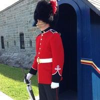 Foto tomada en Citadelle de Québec por RODOLFO M. el 8/23/2013