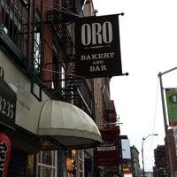 8/18/2013에 excitable h.님이 Oro Bakery and Bar에서 찍은 사진