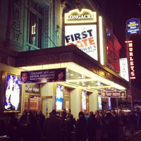 Foto diambil di Longacre Theatre oleh Dan pada 11/22/2013