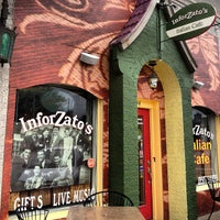 4/10/2013にJose R.がInforzato's Italian Cafeで撮った写真