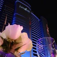 6/15/2013 tarihinde Nadezna Zambrano W.ziyaretçi tarafından Jumeirah Beach Hotel'de çekilen fotoğraf