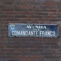 4/16/2013에 Iñigo S.님이 Avenida  Comandante Franco에서 찍은 사진