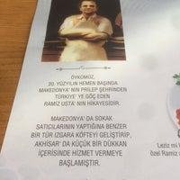 8/14/2018 tarihinde Makamı Davudiziyaretçi tarafından Köfteci Ramiz'de çekilen fotoğraf