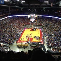 12/15/2012에 Matt H.님이 Wells Fargo Arena에서 찍은 사진