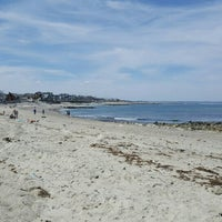 Photo Taken At Brant Rock Beach By Andrew K On 5 14 2016