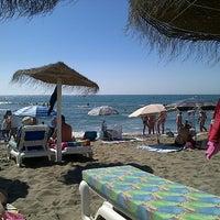 Foto tomada en Playa de la Carihuela por Jesus N. el 8/7/2013