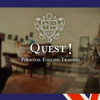 Foto tomada en Quest! Personal English Training  por Lidia C. el 4/24/2014