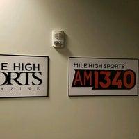 Photo prise au Mile High Sports par Brian H. le1/2/2017