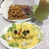 Photo taken at Sabor Latino Restaurant by Ulysses G. on 3/19/2017