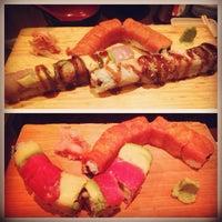 Foto tomada en Cherin Sushi por Tiffany H. el 1/9/2013