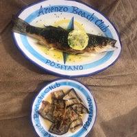 Foto tomada en Bagni d'Arienzo Beach Club por Noor A. el 9/10/2019