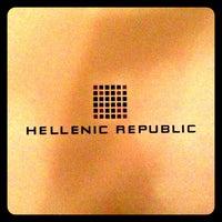 Photo prise au Hellenic Republic par Hans H. le4/4/2013