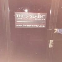 รูปภาพถ่ายที่ THE BASEMENT: A Live Escape Room Experience โดย Matt S. เมื่อ 12/29/2014