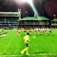6/1/2013에 Elisa E.님이 Sydney Cricket Ground에서 찍은 사진