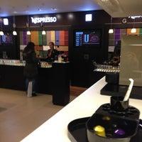 Снимок сделан в Nespresso Boutique пользователем Ad V. 11/15/2012