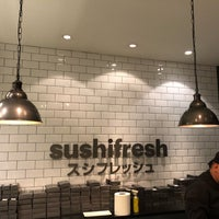 Photo prise au Sushifresh par Nick W. le10/7/2018