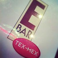 11/21/2012에 Eric G.님이 E Bar Tex-Mex에서 찍은 사진