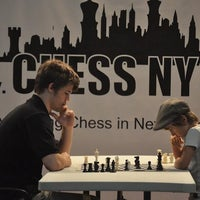 Chess NYC - Gaming Cafe in New York