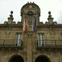 Photo prise au Concello de Lugo par Alberto E. le4/4/2012