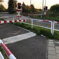Das Foto wurde bei Bahnhof Warnitz von larsomat am 8/30/2017 aufgenommen