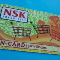 รูปภาพถ่ายที่ NSK Trade City โดย Adrian K. เมื่อ 4/1/2013