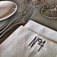 Foto diambil di No4 Restaurant • Bar • Lounge oleh Pelin I. pada 11/21/2012