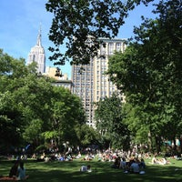 รูปภาพถ่ายที่ Madison Square Park โดย Trixie +. เมื่อ 6/5/2013