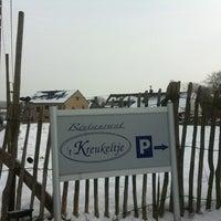 Photo prise au 't Kreukeltje par Kevin S. le1/18/2013
