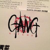 1/15/2013에 Lexie G.님이 Gang Kitchen에서 찍은 사진